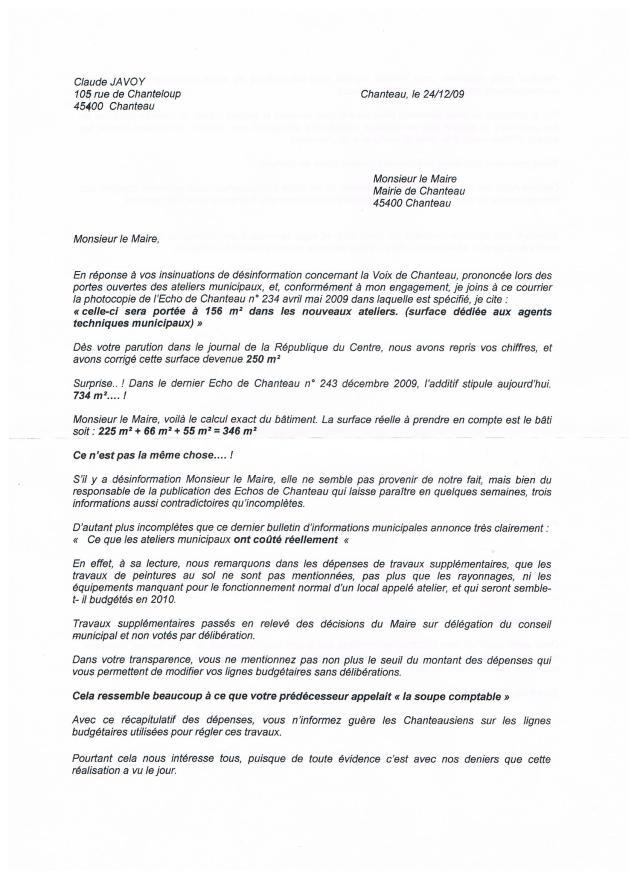 lettre ouverte monsieur pape